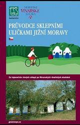10 pohlednic + Průvodce sklepními uličkami jižní Moravy