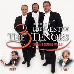3 Tenors - The Best Of 3 Tenors CD