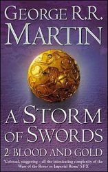 A Storm of Swords 2.- A Song of Ice And Fire 3. (Game of Thrones)