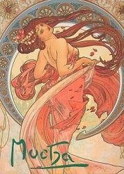 Alfons Mucha /rusky/