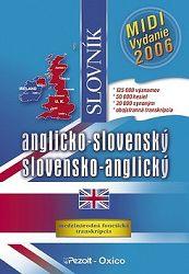Anglicko-slovenský slovensko-anglický slovník Midi
