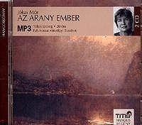 Az arany ember - Hangoskönyv (MP3)