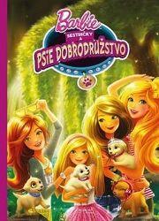 Barbie - Sestričky a psie dobrodružstvo - filmový príbeh