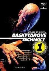 Baskytarové techniky 1 (DVD)