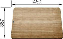 BLANCO doska drevo ZENAR XL 6 S