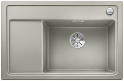 BLANCO ZENAR XL 6 S Compact silgranit perlovo sivá
