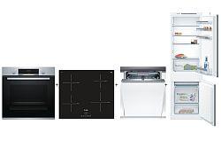 Bosch HBA534ES0 + PUE611BF1E + SMV46KX01E + KIV86VS30