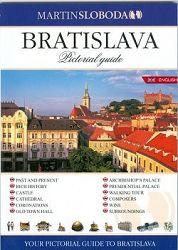 Bratislava - obrázkový sprievodca anglicky