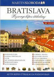 Bratislava - obrázkový sprievodca maďarsky