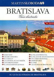 Bratislava - obrázkový sprievodca španielsky