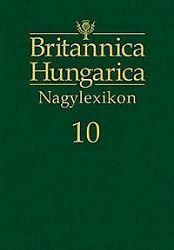 Britannica Hungarica Nagylexikon 10. kötet