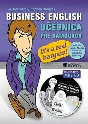 Business English - učebnica pre samoukov s MP3 CD