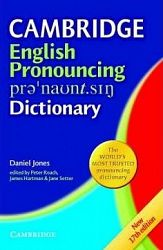 Cambridge English Pronouncing Dictionary pb