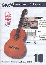 CD ROM Gitarova skola 10