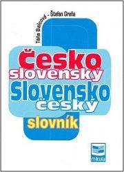 Česko -slovenský slovensko -český slovník - 2.vydanie
