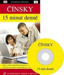 Čínsky 15 minut denně+CDMP3