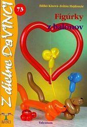 DaVinci 73 Figúrky z balónov