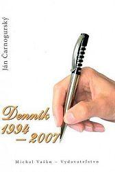Denník 1994 - 2007