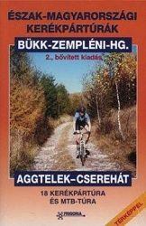 Észak-magyarországi kerékpártúrák - Turistatérkép
