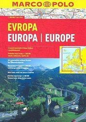Evropa-Europa/atlas MD 1:800T