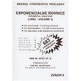 Exponenciálne rovnice 1.diel zväzok 8