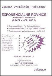 Exponenciálne rovnice 2