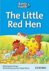 Family and Friends Readers 1A: The LIttle Red Hen