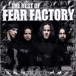 Fear Factory - Best Of... CD