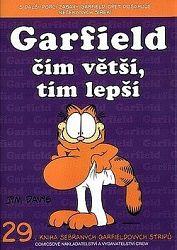 Garfield čím větší, tím lepší 29.