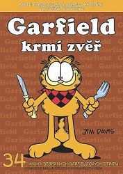 Garfield krmí zvěř č. 34