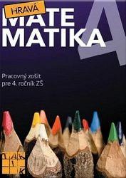 Hravá matematika pre 4. ročník ZŠ - pracovný zošit