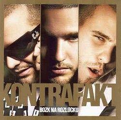 Kontrafakt - Bozk na rozlúčku CD