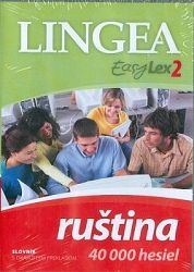 Lingea Easy Lex2 ruština/slovník