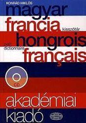 Magyar-francia kisszótár (CD melléklettel)