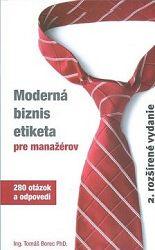 Moderná biznis etiketa pre manažérov 2. rozšírené vydanie