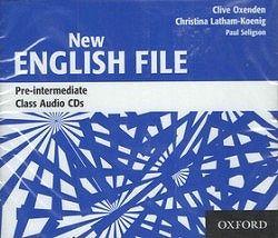 New English File Pre-Intermediate Class CD /3/