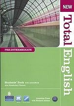 New Total English Pre-Intermediate Student's Book with Active Book + CD