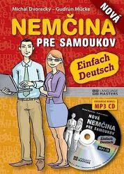 Nová nemčina pre samoukov 2013 + MP3 CD
