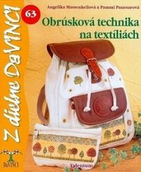 Obrúsková technika na textíliách -DaVinci 63