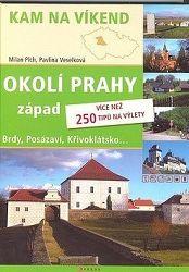 Okolí Prahy - západ
