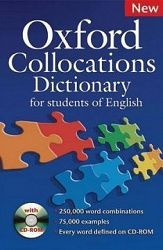 Oxford Collocations Dictionary N. E. + CD-ROM