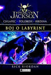 Percy Jackson 4 - Boj o labyrint