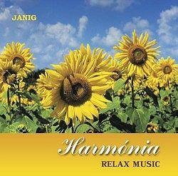 Relaxačná hudba - Harmónia CD