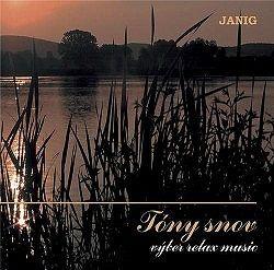 Relaxačná hudba - Tóny snov CD
