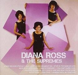 Ross Diana & Supremes - Icon