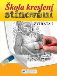 Škola kreslení, stínování - zvířata 2
