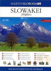 Slovensko - obrázkový sprievodca nemecky