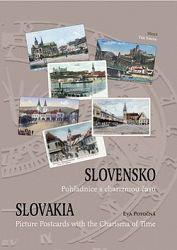 Slovensko pohľadnice s charizmou času
