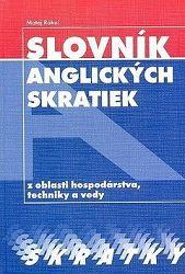 Slovník anglických skratiek