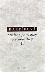 Studie z patristiky a scholastiky II
